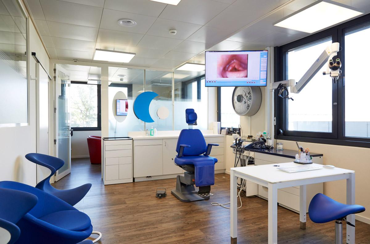 Centre ORL et Chirurgie Maxillo-Cervico-Faciale